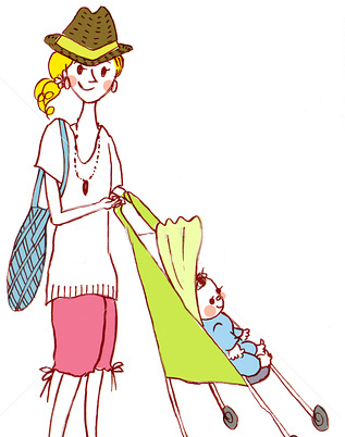 babycar walk