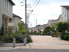 前平井地区