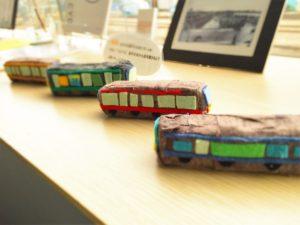 店内にはかわいらしい電車もちらほら。絶対また来ます!