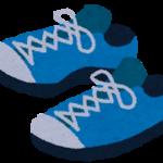 子どもに紐靴を履かせるときには注意が必要