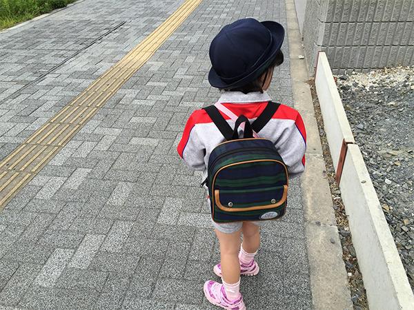 """「幼稚園に行きたくない!」噂の""""イヤイヤさん""""は突然やってきました。対策は?"""