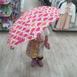 2歳の娘で45㎝がジャストでした