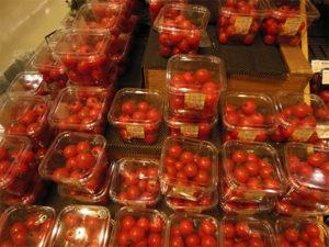 プチトマトは前日だと売り切れるかも!早めに確保すべし