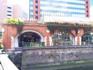 秋葉原駅の電気街口から徒歩5分マーチエキュート神田万世橋