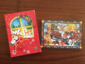 毎年サンタさんからのお手紙が増えていきます