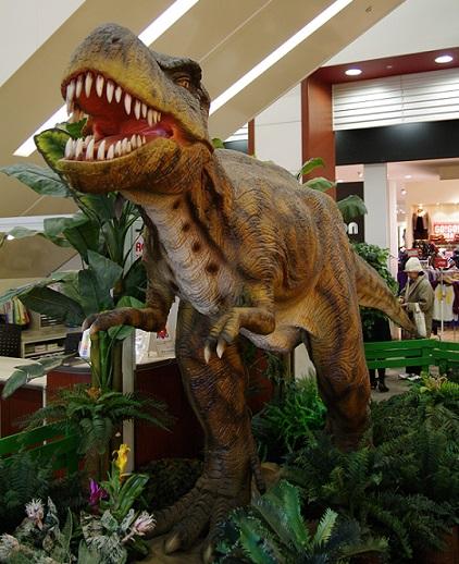 わくわく恐竜ワールドin守谷