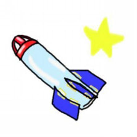 傘袋ロケットシューティング